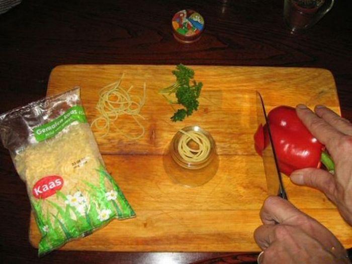 Pasta for My Little Friend (5 pics)
