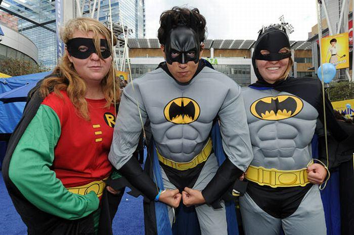 Largest Gathering of Superheroes (20 pics)