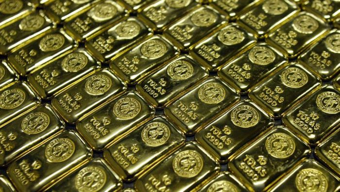 All This Gold (23 pics)