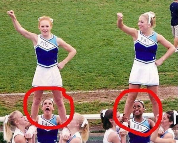 Cheerleader Fails (19 pics)