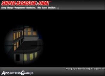 Sniper Assassin 5 – Final Mission
