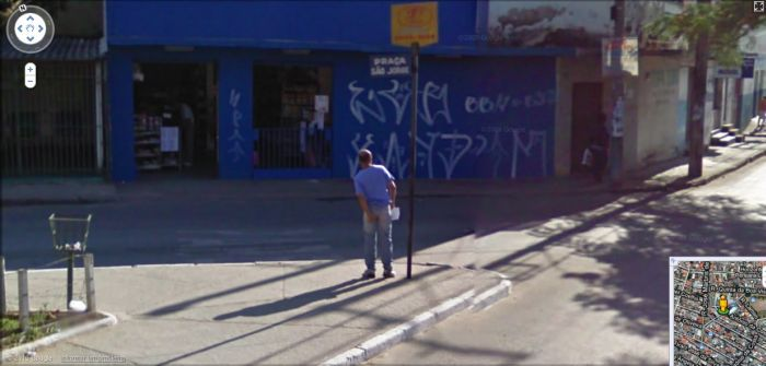 Interesting Images from Google Street View Brazil (27 pics)