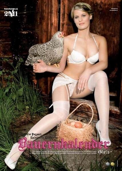 German Farm Girls vs Swedish Cowgirls (24 pics)