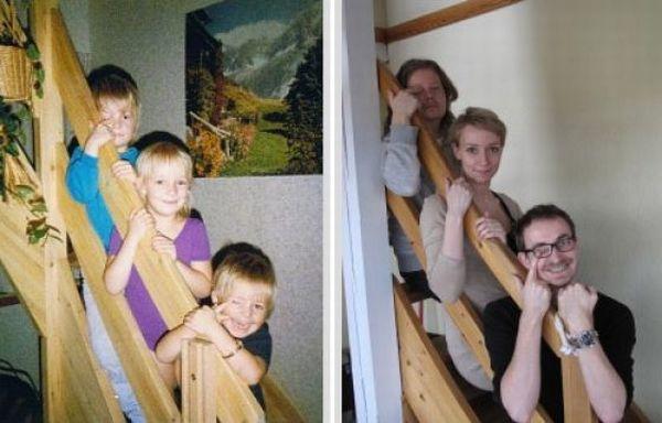 Young Me vs Now Me. Part 2 (30 pics)