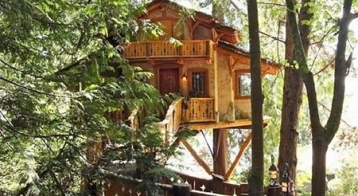 Awesome Treehouses (32 pics)