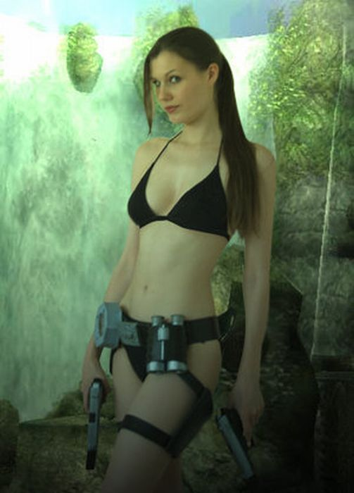 Lara Croft Porn Game