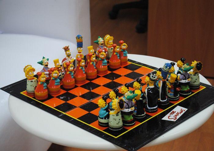 Sipmsons Chess (7 pics)