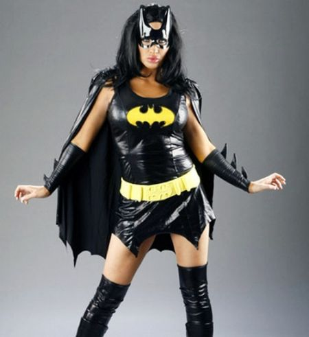 WWE Divas are Ready for Halloween (18 pics)