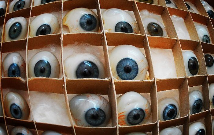 Production of Ocular Prostheses (11 pics)