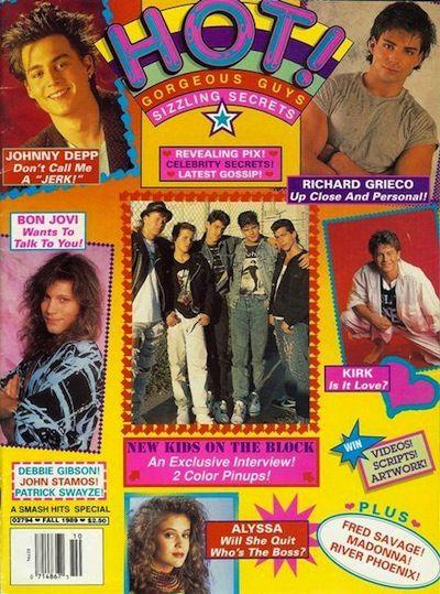 Teen Magazine Covers (32 pics)