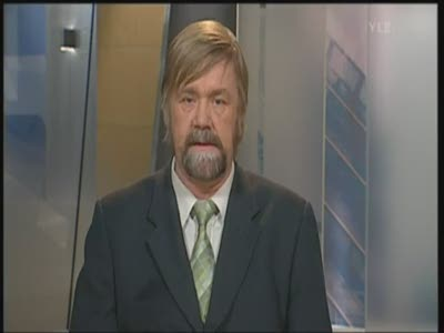 Finnish News Anchor Kimmo Wilska Was Fired Later This Day