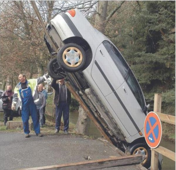 Parking Fails (35 pics)