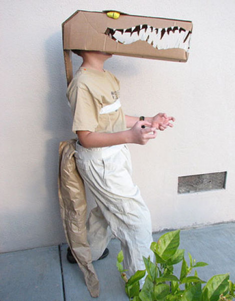 Creative Halloween Costumes (31 pics)