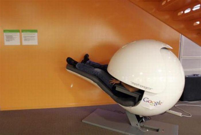 Google Headquarters (32 pics)