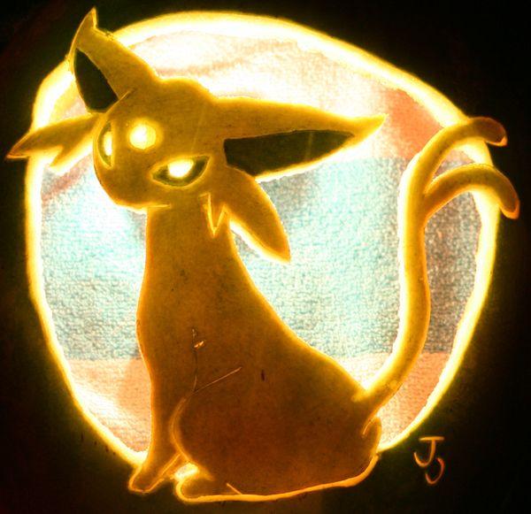 Pokemon Pumpkins (23 pics)