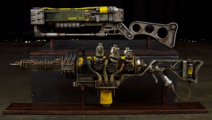 A3-21 Plasma Rifle from Fallout 3 (36 pics)