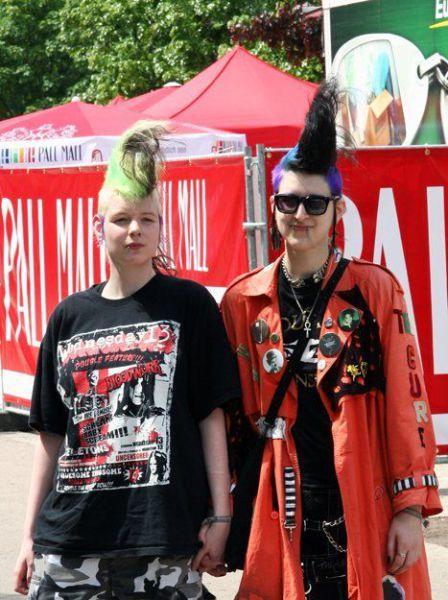 Wave-Gotik-Treffen Festival (49 pics)