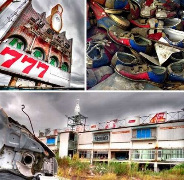 Abandoned Bowling Alleys (24 pics)