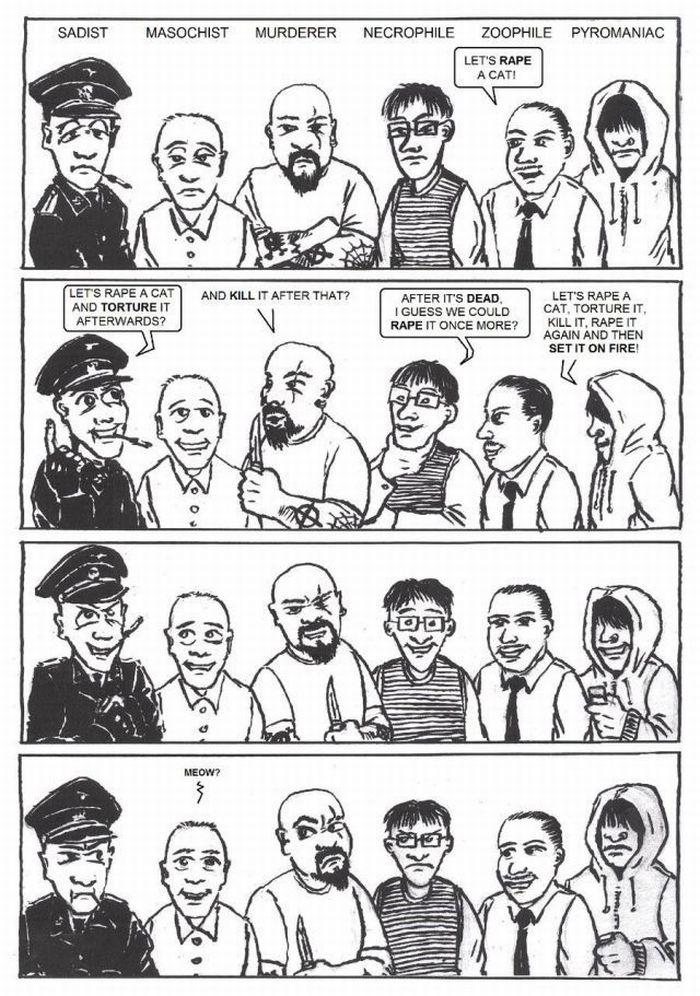 Black Humor (1 pics)