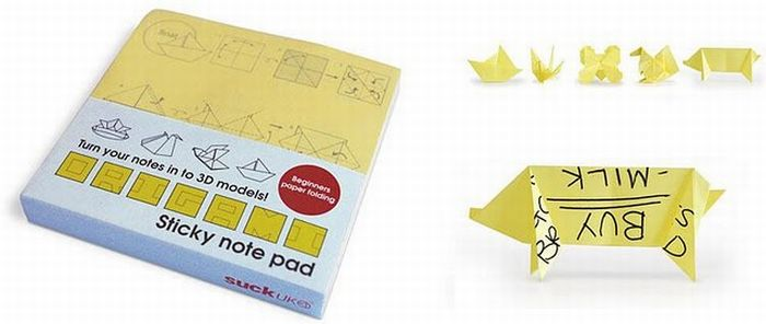 Creative Sticky Notes (15 pics)