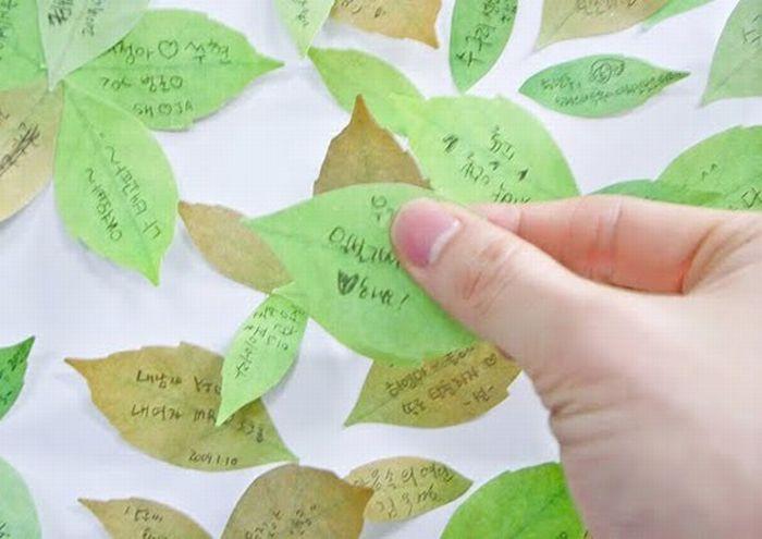 Creative Sticky Notes (15 pics)