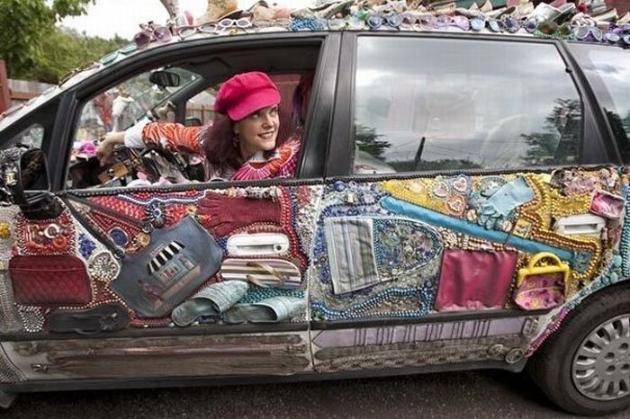 Fashion Car (8 pics)