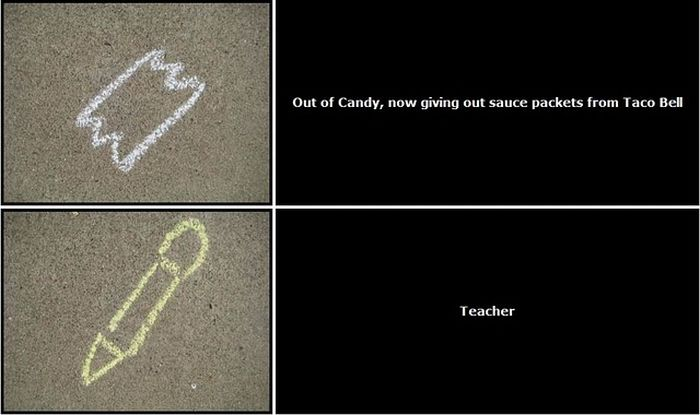 Kids Halloween Candy Code (19 pics)