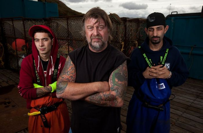 Discovery Channel Deadliest Catch (31 pics)