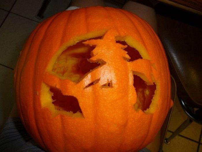 Halloween Pumpkin (21 pics)