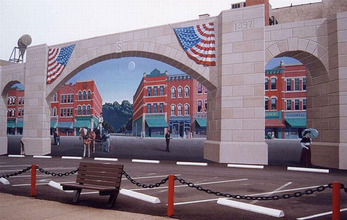 Realistic 3D Murals (20 pics)
