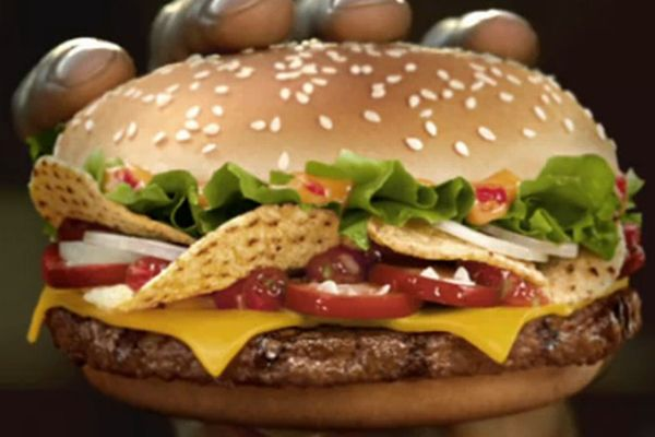 Fast Food Items Not Available In The U.S. (14 pics)