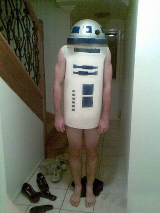 Halloween Costume Fails (14 pics)