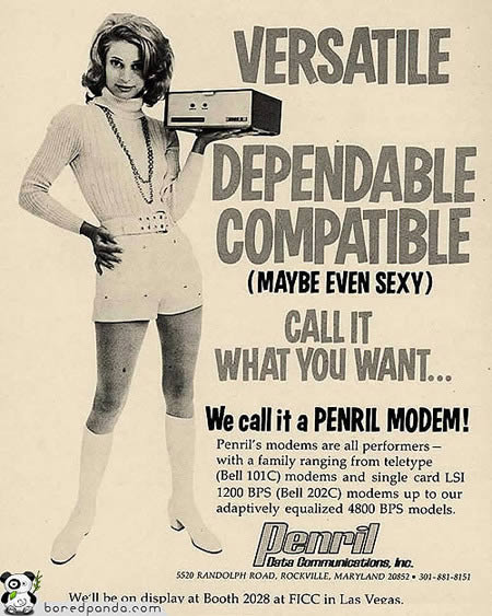 Vintage Tech Ads (15 pics)