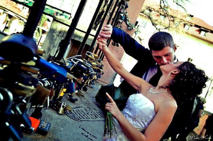 Beautiful Wedding Photos (40 pics)