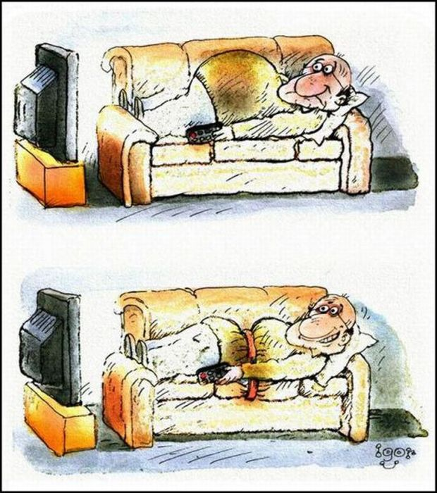 Funny Drawings (63 pics)