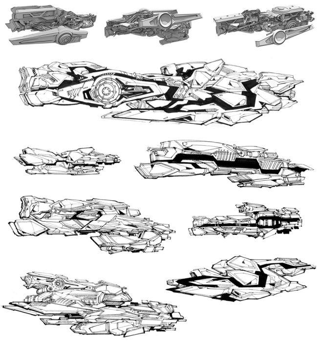 Conceptships (50 pics)