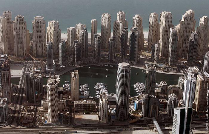 Dubai From Above (8 pics)