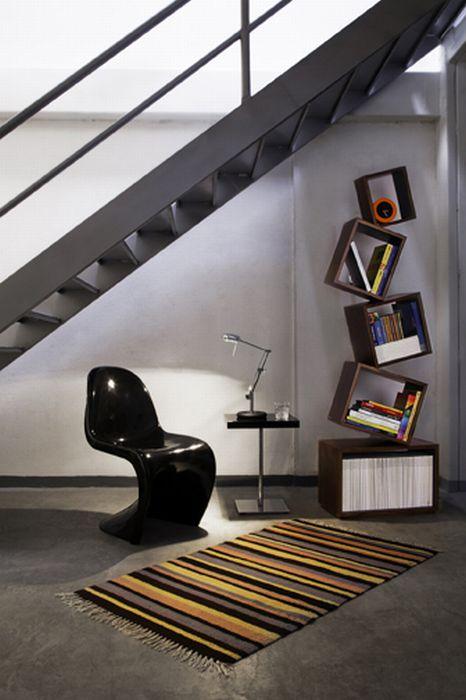 Equilibrium Bookcase (8 pics)