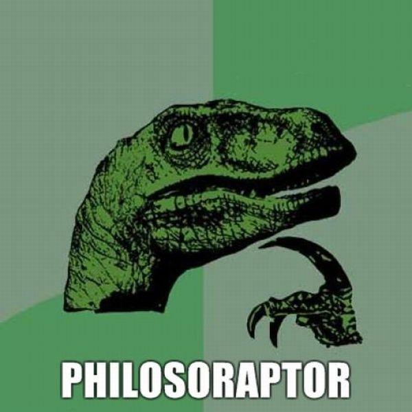 Philosoraptor (21 pics)