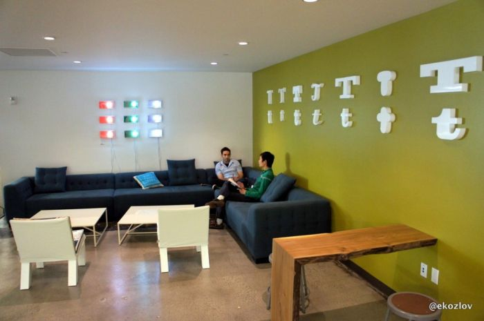 Twitter Headquarters in San Francisco (21 pics)