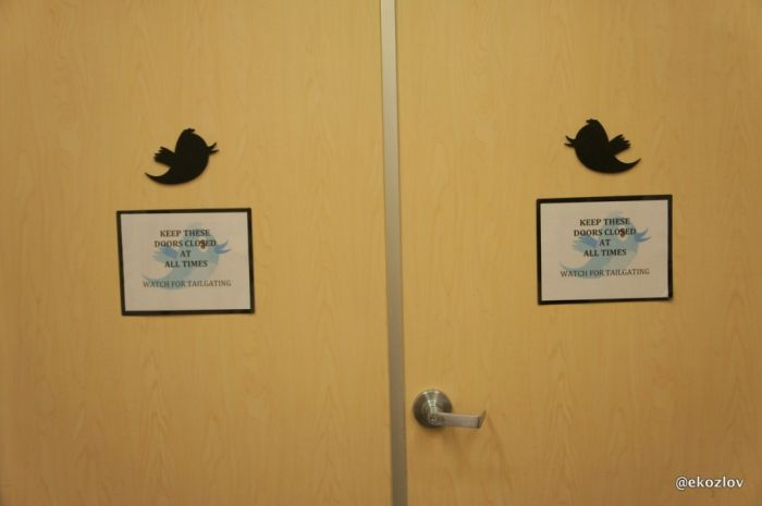 Twitter Headquarters in San Francisco (21 pics)