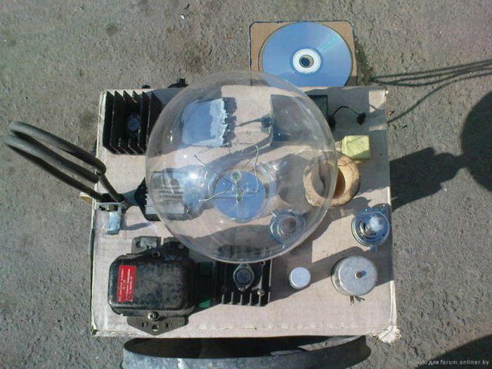 Handmade Amplifier (7 pics)