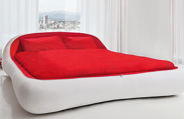 Zipper Bed (7 pics)