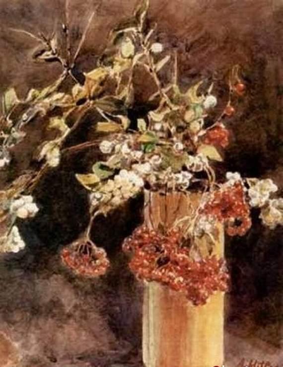 Pinturas realizadas por Adolf Hitler Adolf_hitler_11