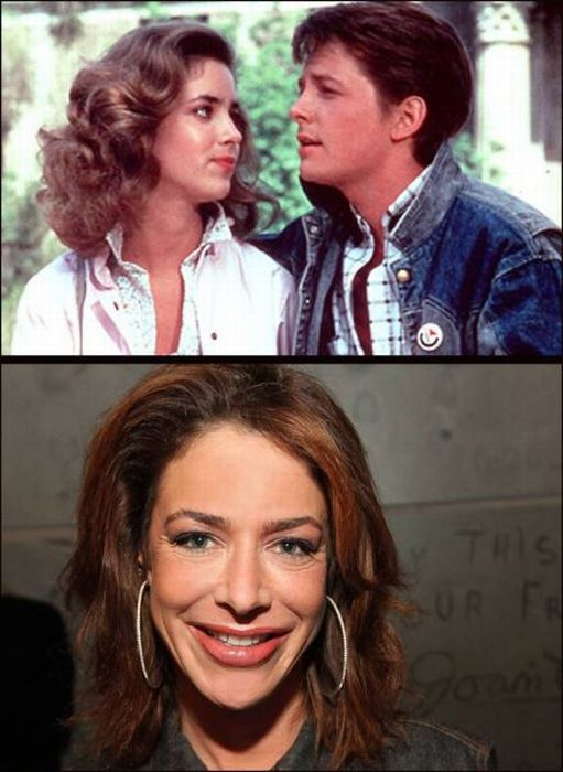 Back To The Future 25 Years Later (14 pics)