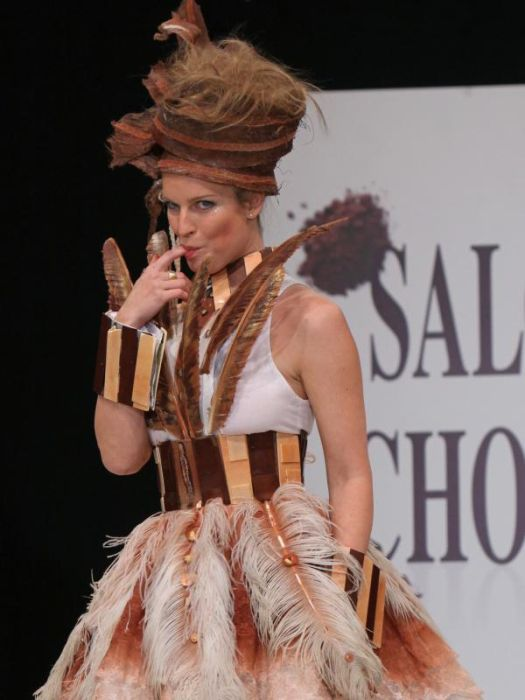 The 16th Salon du Chocolat in Paris (15 pics)