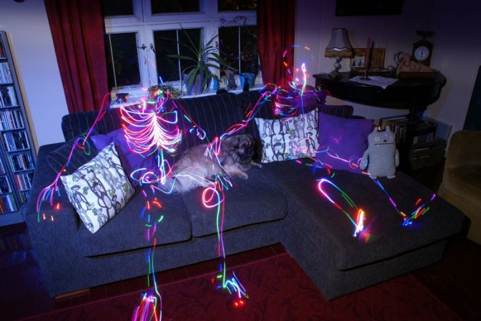 Halloween Light Photography (17 pics)