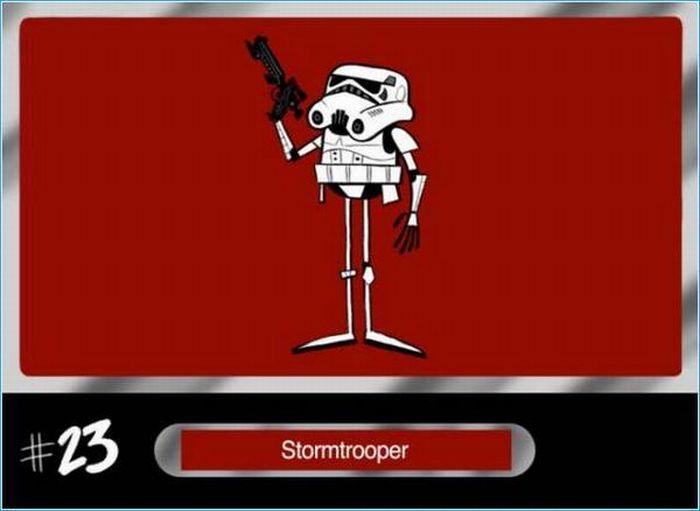 Star Wars Caricatures (30 pics)