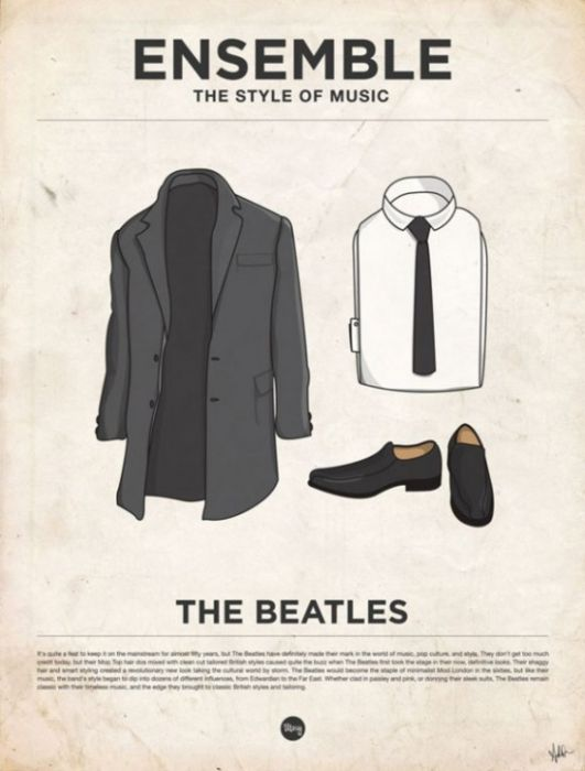 Style of Music (19 posters)