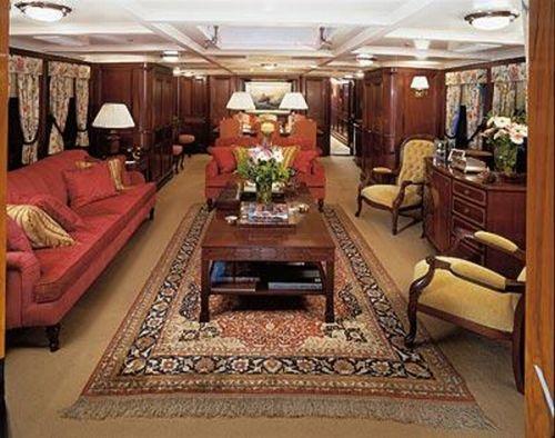 Vajoliroja, Johny Depp's Luxury Yacht (12 pics)